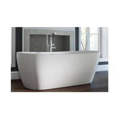 Akmens masės vonia Hellisay 170