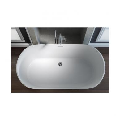 Akmens masės vonia Hellisay 170 2