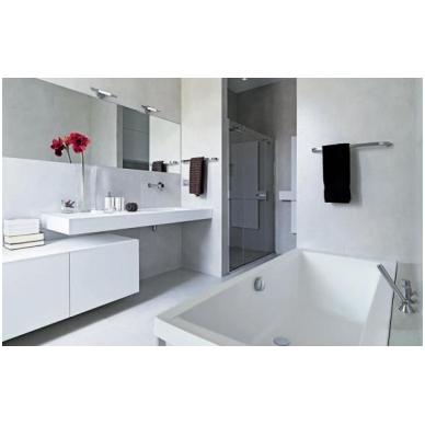 Akrilinė vonia Quadro
