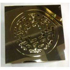 Bronzinės, trapo grotelės 9450