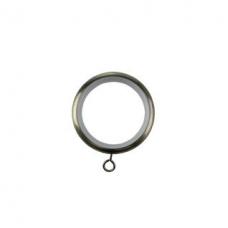 Bronziniai dušo užuolaidos žiedai