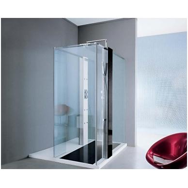 Dvivietė dušo kabina Open Square