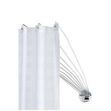 Karnizas dušo užuolaidai SKD01