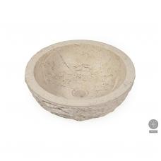 Marmuro akmens praustuvas, 15*44cm