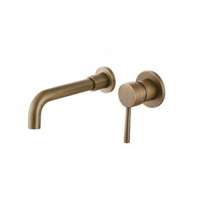 Matinio žalvario, bronza  maišytuvas   89564F 5