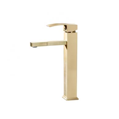 Matinio žalvario, sendinto aukso potinkinis dušo komplektas  89129BG 4