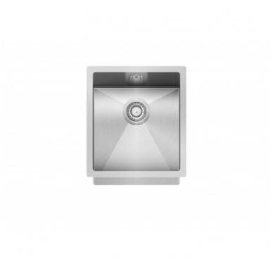 Nerūdijančio plieno plautuvė 390 x 450 mm