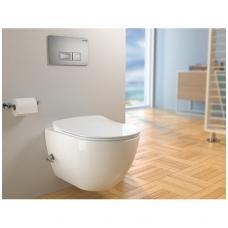 Pakabinamas klozetas Rimless su bide funkcija ir maišytuvu WC/Bide viename FE322.0500