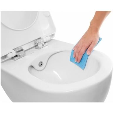 Pakabinamas klozetas su bide funkcija WC/Bide viename FE322.0500
