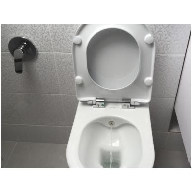 Pakabinamas klozetas su bide funkcija WC/Bide viename FE322.0500 2