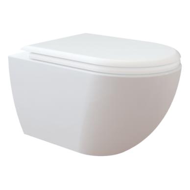 Pakabinamas klozetas su bide funkcija WC/Bide viename FE322.0500 3