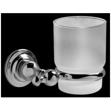 Stiklinė su laikikliu sendinto žalvario spalvos 2092967