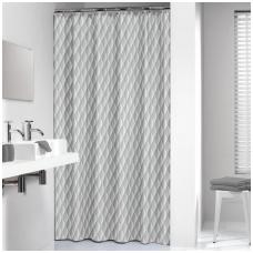 Tekstilinė, dušo užuolaida DU28
