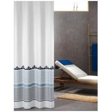 Tekstilinė, dušo užuolaida DU31