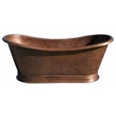Varinė vonia pakeltais galais