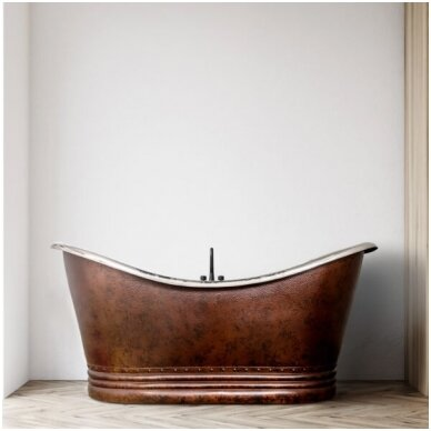 Varinė vonia Bateau Steel 167 × 81 × 78 cm 4