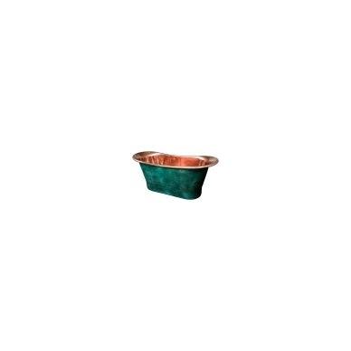 Varinė vonia Venus Vintage 172 × 70 × 72 cm Green, Rose 2
