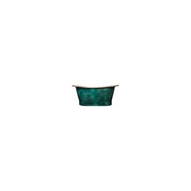 Varinė vonia Venus Vintage 172 × 70 × 72 cm Green, Rose 3