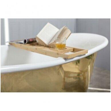 Varinės vonios užsakomos 1500mm, 1700mm, 1900mm