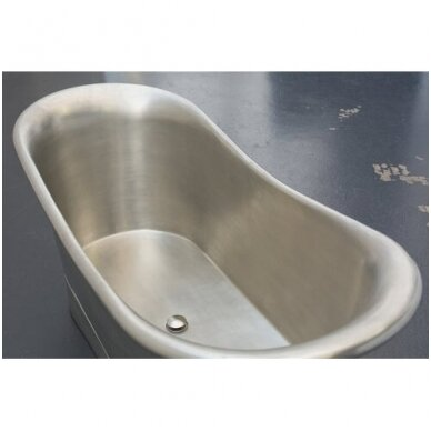 Varinės vonios užsakomos 1500mm, 1700mm, 1900mm 20