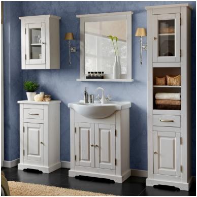Vonios baldų komplektas Romantic
