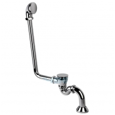 Žalvarinis, vonios sifonas 5563
