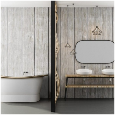 Žalvarinė vonia Thalia 172 × 70 × 72 cm