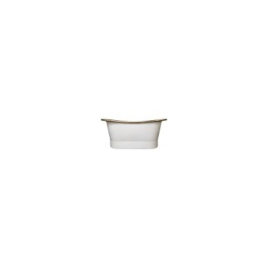 Žalvarinė vonia Thalia 172 × 70 × 72 cm 3